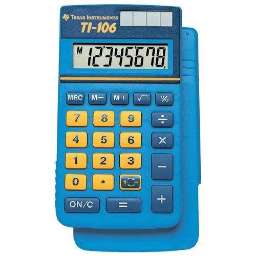 Texas Instruments 4 Function Calculator (TI106II)
