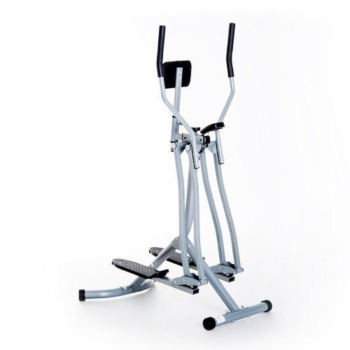 Homcom Air Walker Glider Cross Trainer Home Gym machine with LCD