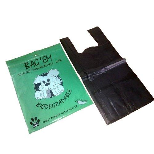 Bag Em Biodegradable Dog Poo Bags (Pack Of 50)