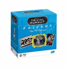 Friends Trivial Pursuit Game by Winning Moves