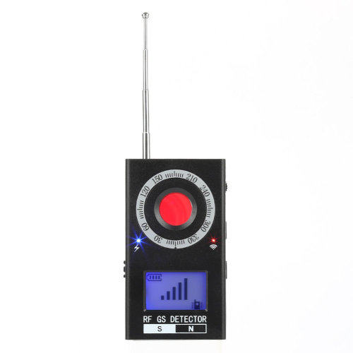 RF Radio Frequency Signal Detector Camera Cam Laser Lens GPS Finder