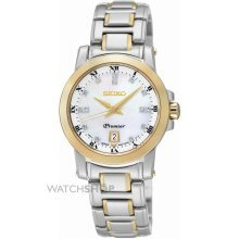 Seiko SXDG02P1 Ladies Premier Watch