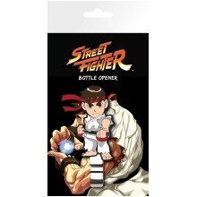 Street Fighter Chibi Ryu Bottle Opener