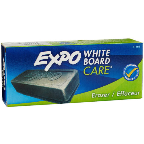 """Expo Dry Erase Board Eraser 1/Pkg-5.125"""""""