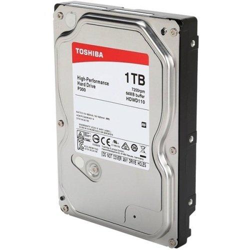 1Tb Toshiba P300 SATA3 32MB Cache Hard Drive