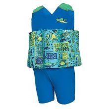 Deep Sea Learn to Swim Floatsuit 2-3 years