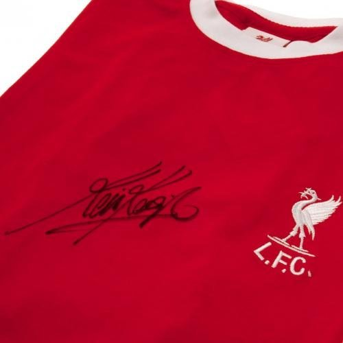 Liverpool F.C. Kevin Keegan Signed Replica Shirt