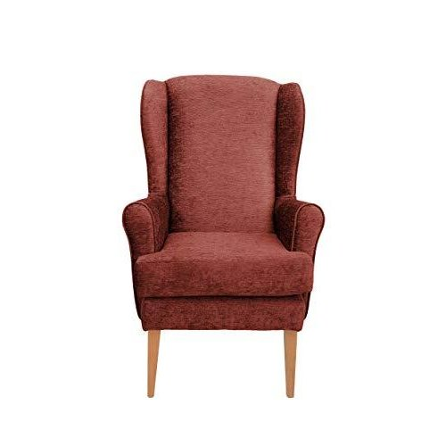 MAWCARE Darcy Orthopaedic High Seat Chair - 21 x 18 Inches [Height x Width] in Darcy Spice (lc21-Darcy_d)
