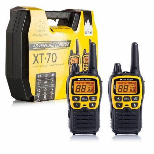 Midland C1180.01 Radio, Set of 2