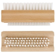 Chef Aid Fsc Wooden Nail Brush - Pack Of 2