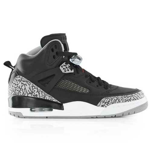 innovative design 95e45 97928 Nike Air Jordan Spizike Black Red Cement Size 9 UK 315371 034 on OnBuy