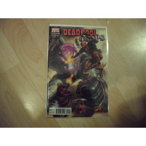Deadpool Corps 2010 #5 Comic