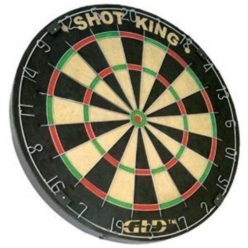 GLD Viper 42-6002 Shot King Bristle Dartboard