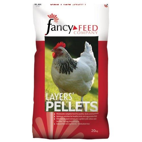 Fancy Feeds Layers Pellets 20 Kg