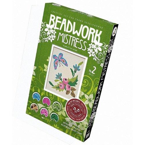 Elf504002 - Fantazer - Beadwork Mistress - Butterfly and Berries