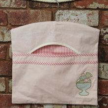 Ice Cream Peg Bag