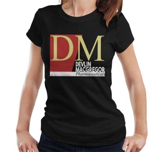 Devlin MacGregor Pharmaceuticals The Fugitive Women's T-Shirt
