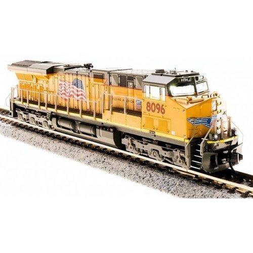 Broadway BLI3551 N Scale 3551 GE ES44AC Train, Union Pacific & Buliding America No.8096