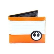 Star Wars The Force Awakens Unisex Resistance Logo Bi-Fold Wallet - Multi-Colour