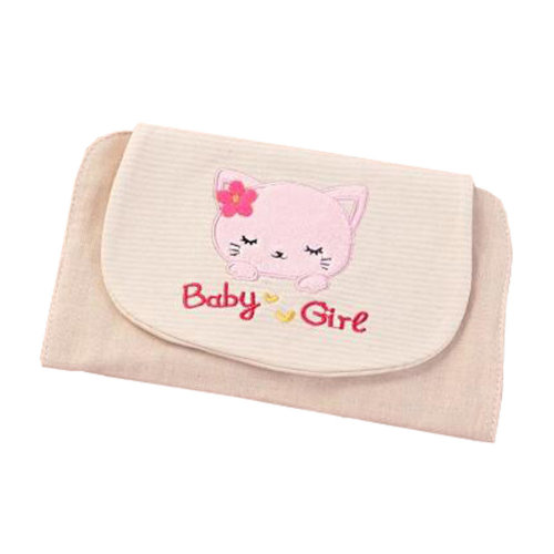 Soft Cotton Baby Perspiration Wipes Towel Sweat Absorbent Towel , K