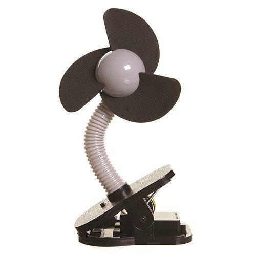 Dreambaby Portable Stroller Fan in Black