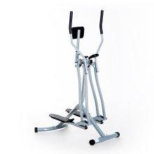 Homcom Air Walker Glider Cross Trainer Home Gym machine with LCD