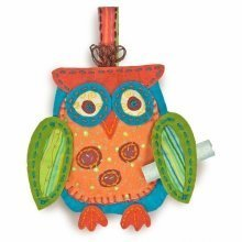 D72-73601 - Dimensions Felt Applique - Ornament: Owl