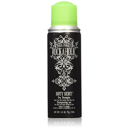 Tigi Bed Head Rockaholic Dirty Secret Dry Shampoo 2 5 Ounce