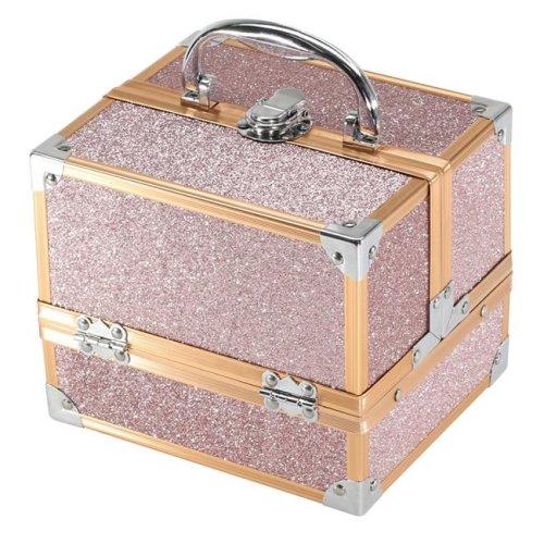 TZ Case AB-14 ROG Compact Makeup Case, Rose Gold