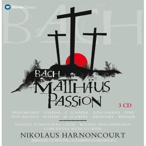 Arnold Schoenberg Chor - J.s. Bach: St Matthew Passion [CD]