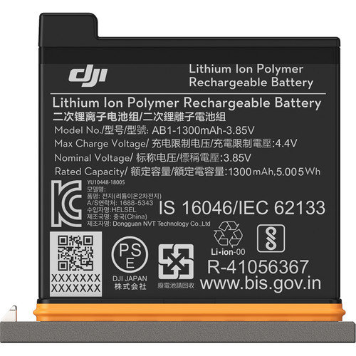 DJI CP.OS.00000025.01 Battery for Osmo Action Camera CP.OS.00000025.01