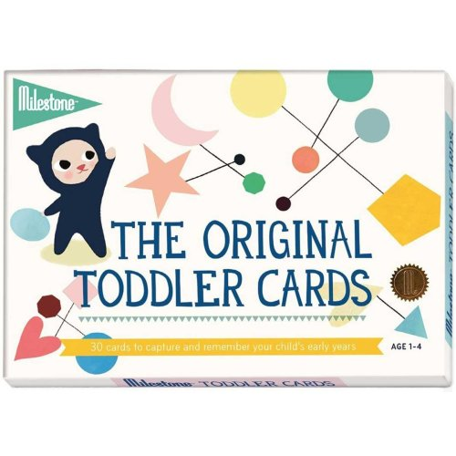 Milestone Toddler Cards