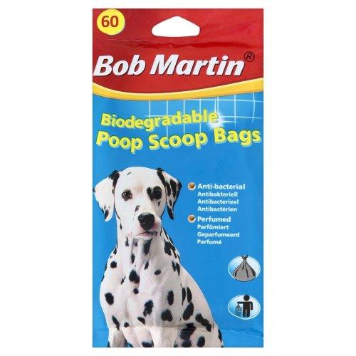 Bob Martin Biodegradable Poop Plastic Bags