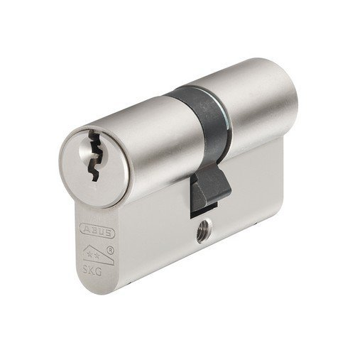 ABUS E60N3040 E60NP Euro Double Cylinder Nickel Pearl 30mm / 40mm
