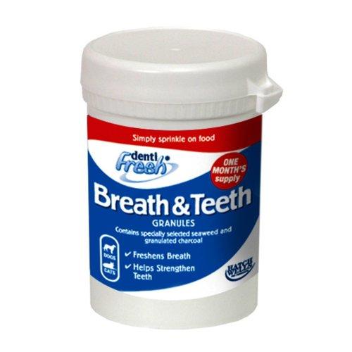 Dentifresh Dog & Cat Breath & Teeth Granules 60g (Pack of 6)