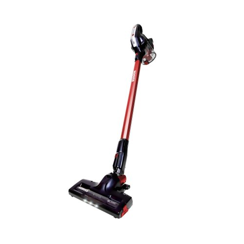 Hoover H-Free 2in1 Lightweight Cordless Stick Vacuum Cleaner, HF18RH, Red