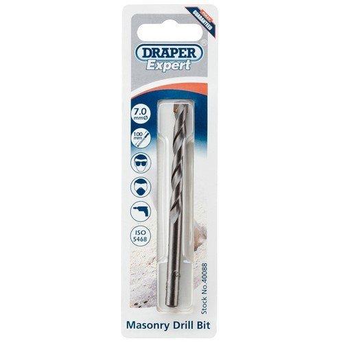 Draper 40088 Expert 7 x 100mm Masonry Drill Bit