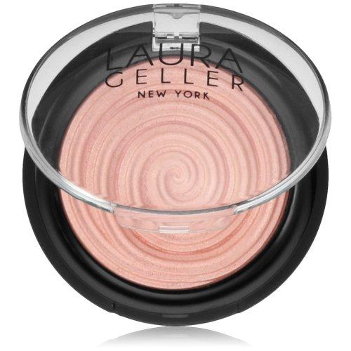 Laura Geller Beauty Baked Gelato Swirl Illuminator, Charming Pink