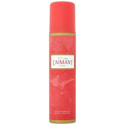 Coty L'Aimant Body Spray - 75ml | Rose Body Spray
