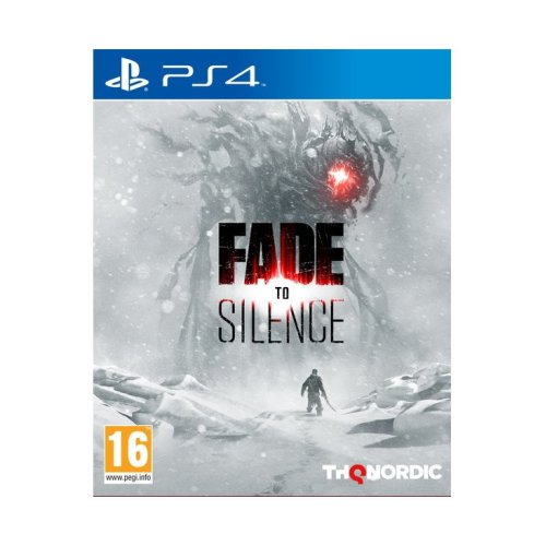 Fade to Silence Play station 4 (PS4)