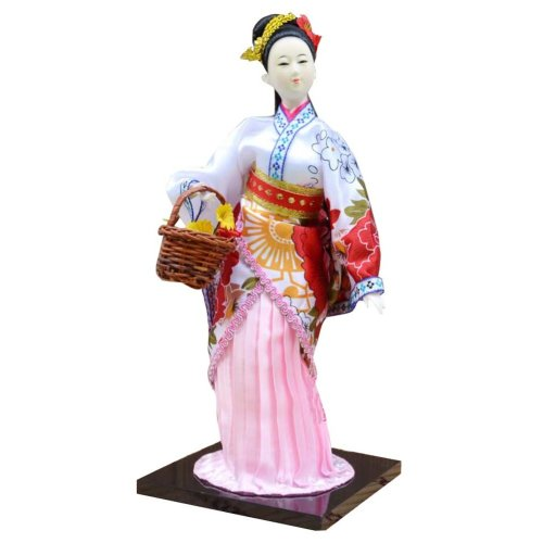 da58d1b1e Chinese Ancient Beauty Vintage Doll Restaurant Doll Figurine 03 on OnBuy