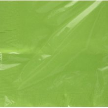Amscan 2 Ply 50 Luncheon Napkins - Kiwi Green - Party Wedding 33cm Tableware -  napkins party wedding 50 33cm luncheon tableware green serviettes