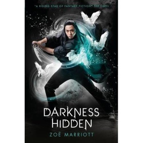 The Name of the Blade: Darkness Hidden Book Two