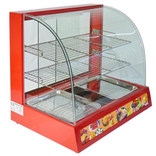 KuKoo 60cm Wide Glass Food Warmer