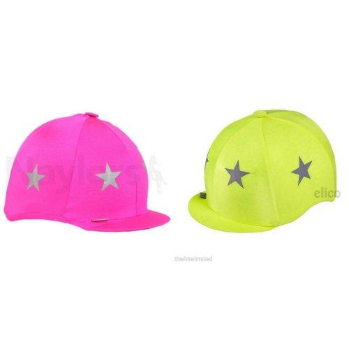 Capz Lightz Reflective Stars Cap Cover