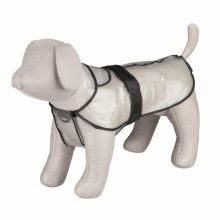 Trixie Tarbes Dog Transparent Raincoat, 34cm - Coat Rain Clothes Sizes -  trixie dog coat tarbes rain clothes sizes