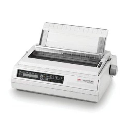 OKI ML3410 550cps 240 x 216DPI dot matrix printer