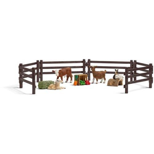 Schleich 21052 - Farm World Children's zoo playset
