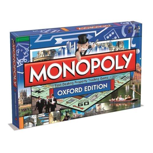 Oxford Monopoly Game