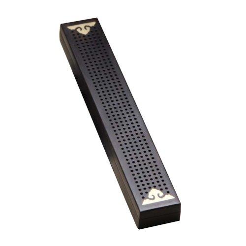 Wooden Incense Burner Rosewood Incense Stick Holder Box, 03